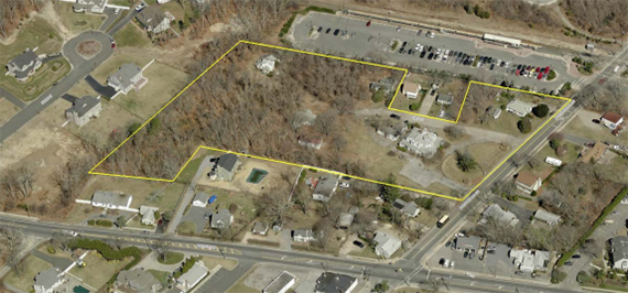 Speonk Commons site at (Credit: Southampton Town)