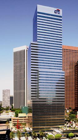 Citigroup Center Leonardo DiCaprio
