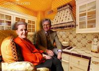 Bennett and Judith Weinstock via NYSD