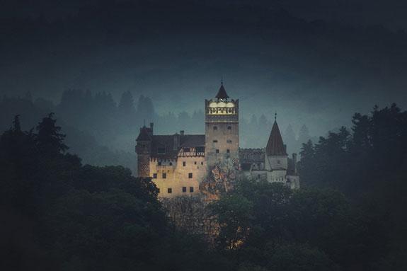 Bran Castle, Romania. (Image Credit: Airbnb)