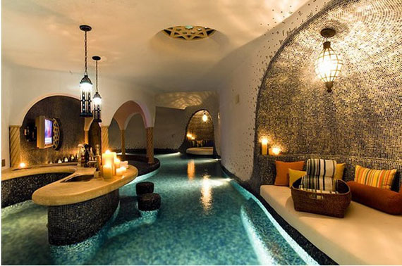 Only A Small Fraction Of The Luxury Homes Listed In The U.S. Come With Indoor  Pools. It Is An Amenity That Is As Rare As It Is Controversial.