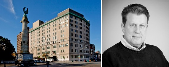 1 Prospect Park West and Sugar Hill's David Schwartz