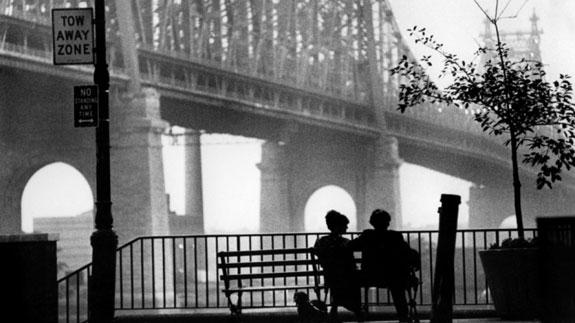 "A still from Woody Allen's ""Manhattan"""