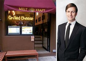 101 MacDougal Street (credit: Melt Kraft) and Jared Kushner
