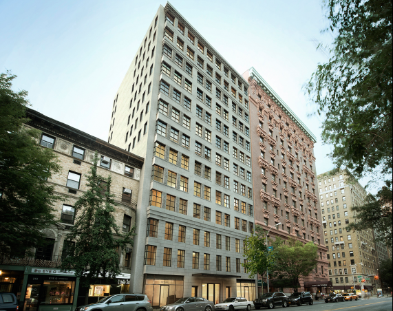 Rendering of 207 West 79th Street