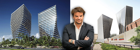 bjarke ingels 76 11th avenue grove at grand bay. Black Bedroom Furniture Sets. Home Design Ideas