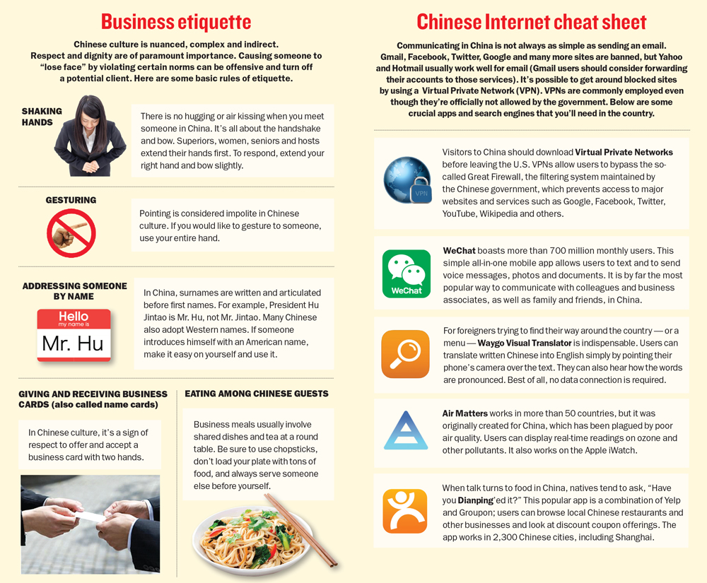 The Real Deal Shanghai   Chinese Investment US