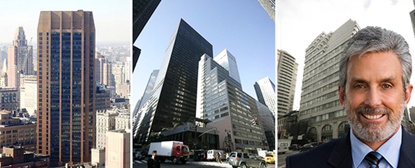 From Left 3 Park Avenue 622 Third 979
