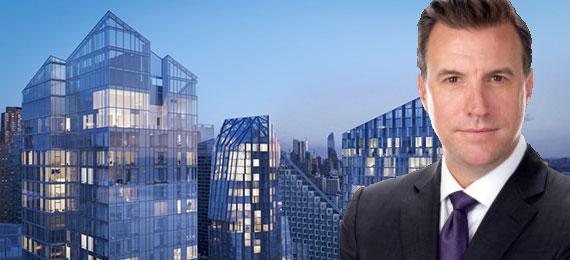 GID's James Linsley and renderings of Waterline Square