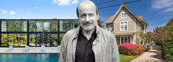 154 Neck Path, E.L. Doctorow and his old summer home at 44 John Street