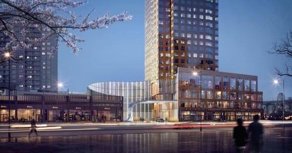 Rendering of 532 Neptune Avenue (credit: S9 Architecture)