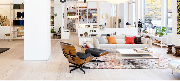 Herman Miller's new NYC flagship