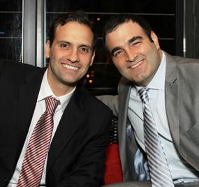 Bond founders Bruno Ricciotti and Noah Freedman