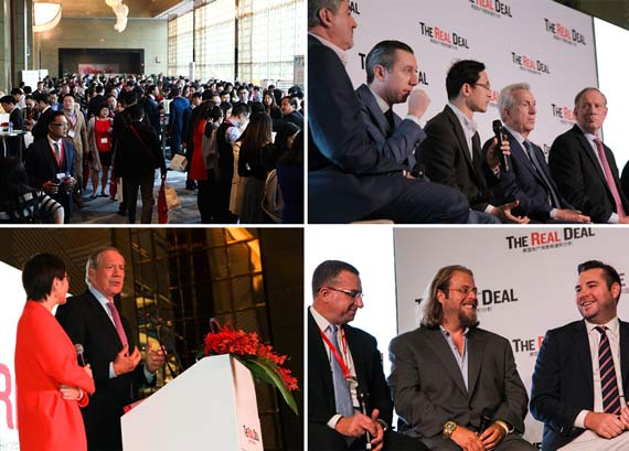 The Real Deal's U.S. Real Estate Showcase and Forum in Shanghai