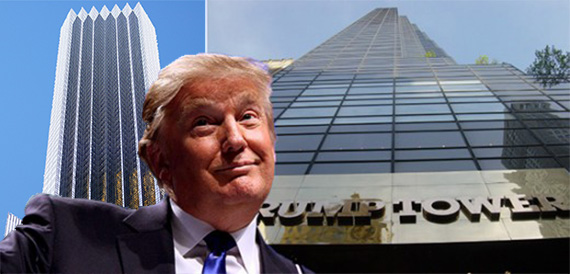 Trump Tower and Donald Trump