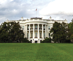 The White House is worth $393 million, according to Zillow.