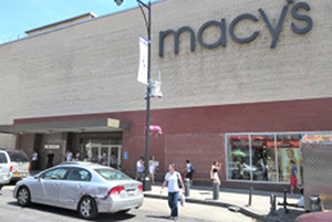 Macy's at 136-50 Roosevelt Avenue