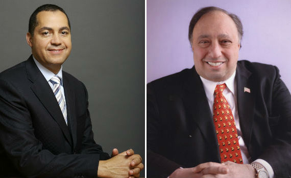 Don Peebles and John Catsimatidis