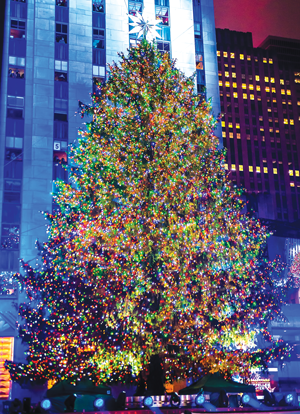 The Best Rockefeller Christmas Tree