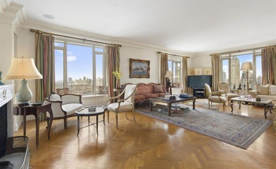 150 central park south apartment