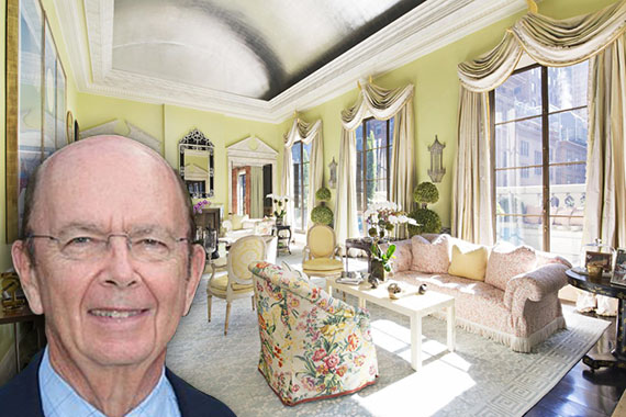 Wilbur Ross and 171 West 57th Street