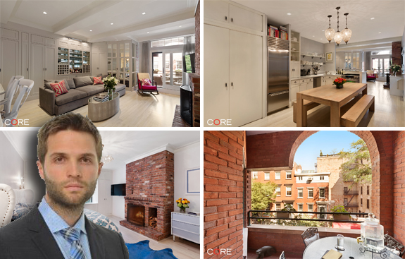 Will Potter of WeWork and his Greenwich Village home