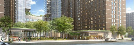 Rendering of 260 South Street (credit: Handel Architects)