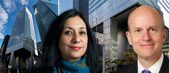 601 Lexington Avenue, Meenakshi Srinivasan and Owen Thomas