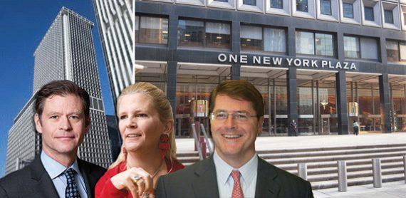 AEW Capital Management   1 New York Plaza   Brookfield