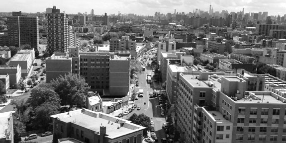 The South Bronx