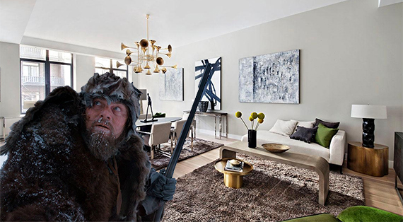 "(inset: Leonardo DiCaprio in ""The Revenant"") (credit:"