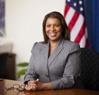 Letitia James New York City Public Advocate
