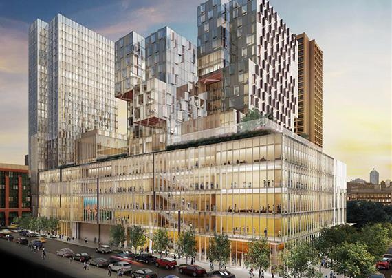 181 Mercer NYU NYNYU studioAMD