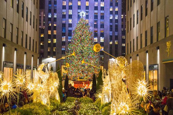 Rockefeller Center Christmas Tree.Rockefeller Center Christmas Tree Habitat For Humanity