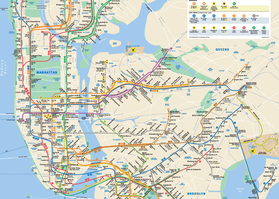 Nyc Subway Traffic Nyc Subway Visualization