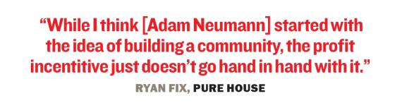 WeWork   Adam Neumann   WeWork Venture Capital