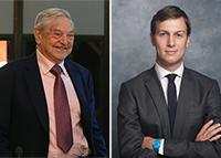 Cadre | George Soros | Jared Kushner