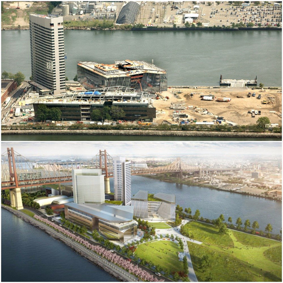 NYC Biggest Developments
