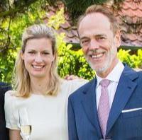David Folkerts-Landau and Maie Folkerts