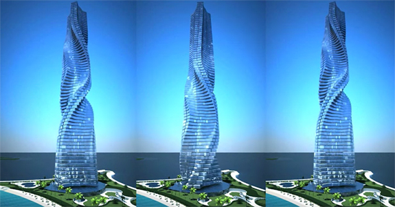 Dynamic Tower (credit: Dynamic Architecture via YouTube)