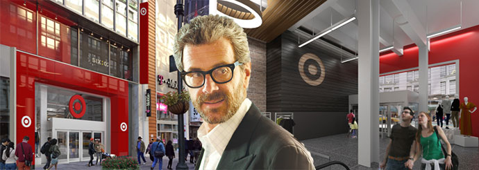 Target NYC | Empire State Realty Trust | 112 West 34th St
