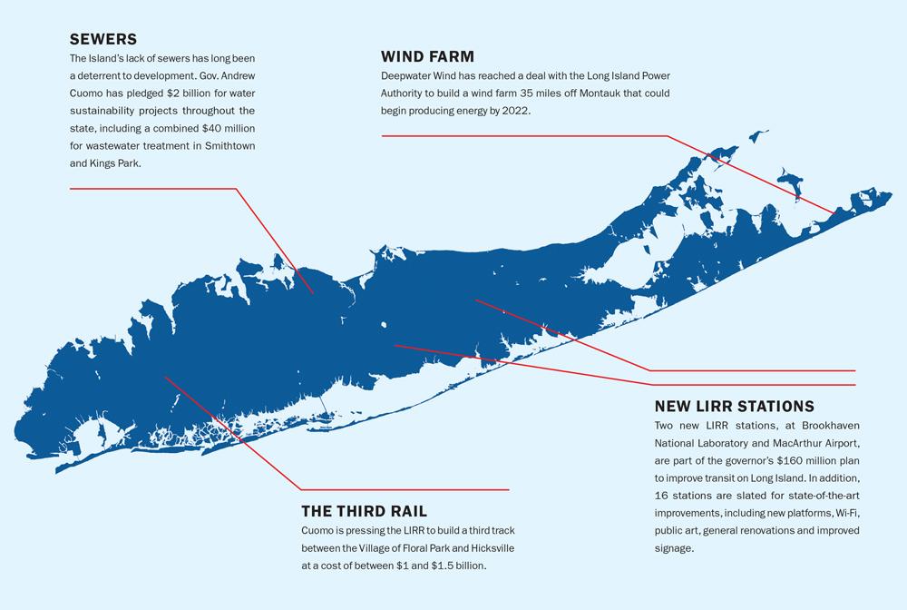 Long Island Infrastructure | Cuomo Long Island Railroad