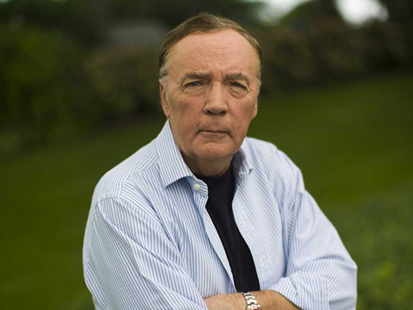 James Patterson (credit: David Burnett)