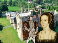 King Henry VIII, Anne Boleyn and Thornbury Castle