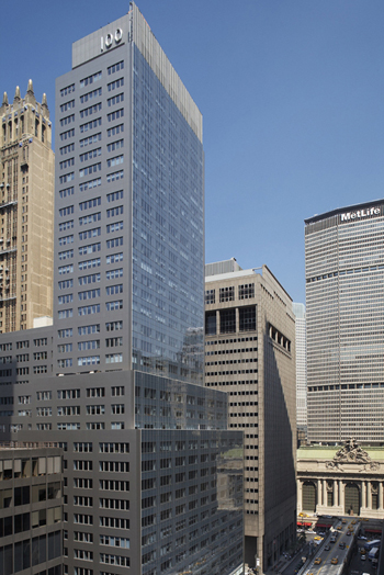 Sl Green Realty Corp 100 Park Avenue