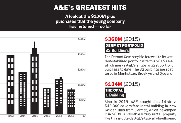 A&E Real Estate Holdings | Douglas Eisenberg