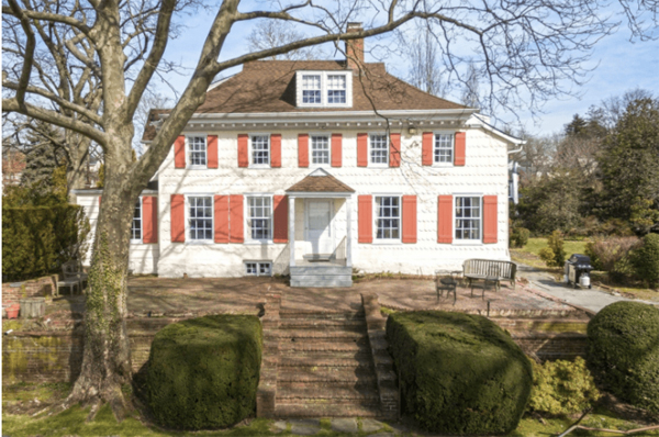 The Cornelius Van Wyck House
