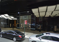 The canopy at One57 (credit: Google Maps)