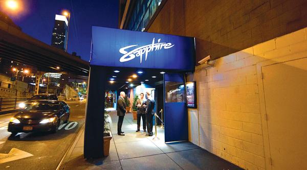 york club flushing new Virginia strip s