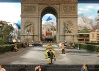 A miniature from Gulliver's Gate (credit: Gulliver's Gate)